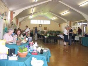Shadoxhurst Gardener's Summer Show, Village Hall 2004